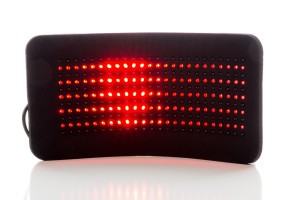 Red and near infrared LED lights help those that struggle with PTSD.